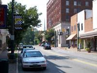 Downtown Concord NC